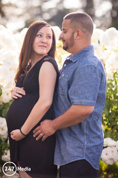 Nicole Maternity Shoot
