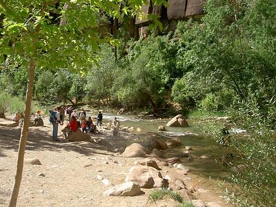 Zion Canyon, Utah - 2005