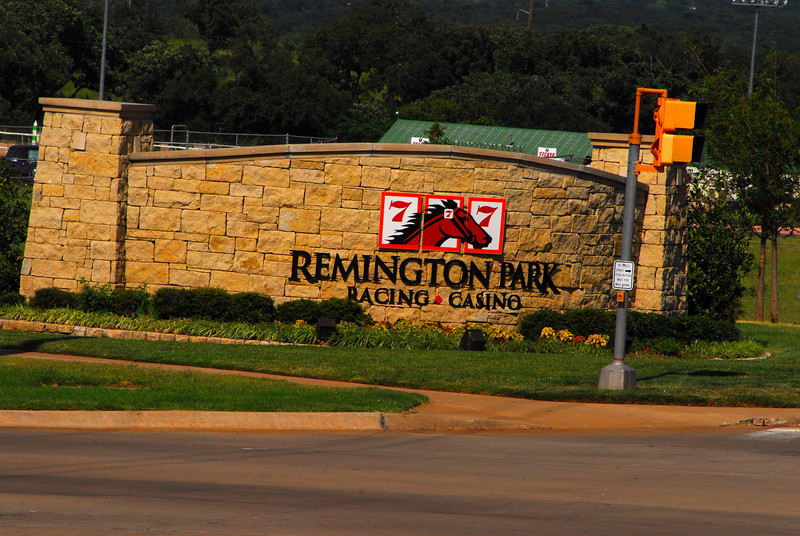 This is the where the SoulFood is at. Remington Park Race Track and Casino.  Oklahoma City