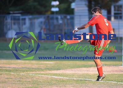 Delmar Varsity Boys Soccer vs Smyrna