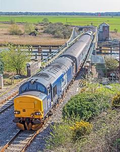East Anglia - 'The Wherry' Lines