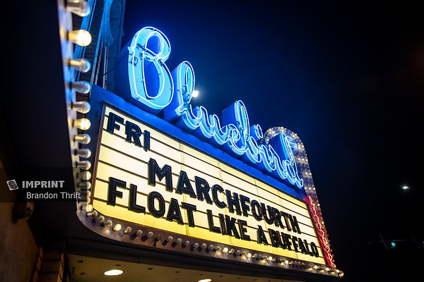 MarchFourth at BlueBird - Denver, CO 09.07.2018