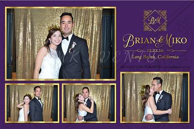 Miko & Brian Wedding