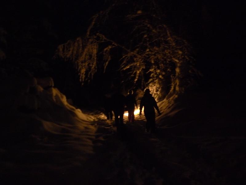 @RobAng 31.12.14 - Silvester 14/15 - Wetziker Wald