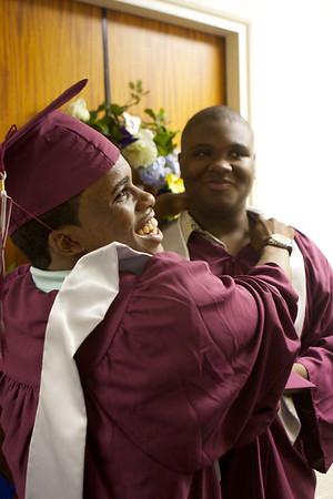 2013 High School Graduation Highlights