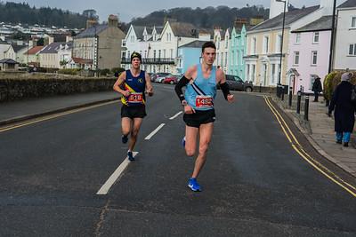 Anglesey Half Marathon at 5 Miles