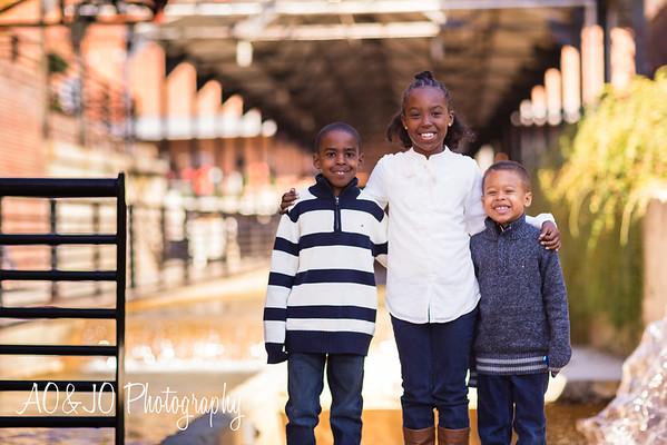 Meghan & Chris :: Family Photos 2016 :: AO&JO Photography (Raleigh Portrait Photographer)
