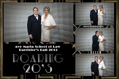 Ave Maria Barrister's Ball 2015