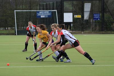 Hockey L1 v Old Loughtonians 05 03 11