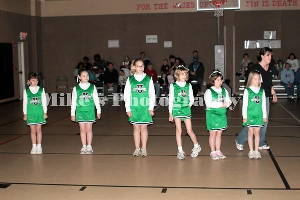 Upward Bound Basket Ball Week 7