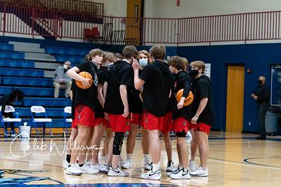 CCS Basketball vs Millwood 2020