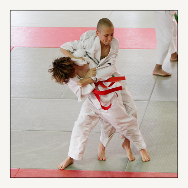 Mars 2010 Judo