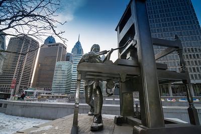 A Day in Philadelphia Pa