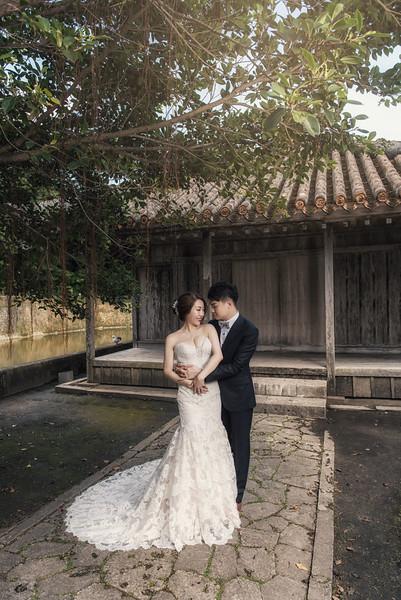 Okinawa Pre-wedding Sharon