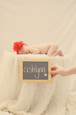 Welcome Ashlynn