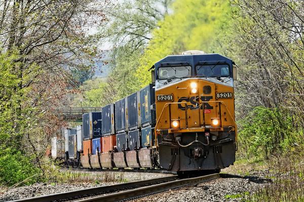 2015 New England Railroading