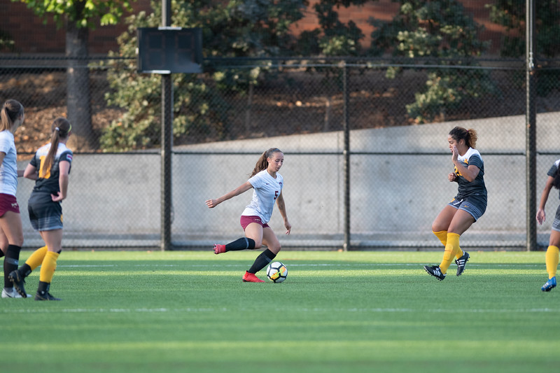 Women's Soccer: Willamette Bearcats vs Northwest Christian Beacons