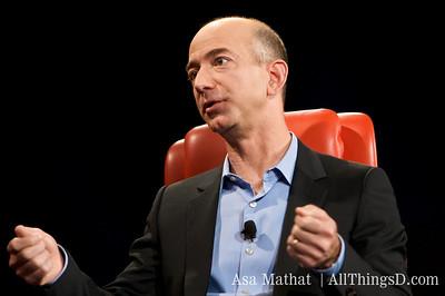 Jeff Bezos, Chairman and CEO, Amazon.com