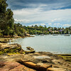 Bedlam Point, Sydney, Australia<br /> The foreshore of Bedlam Bay Parramatta River Regional Park.