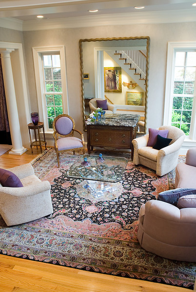 Glover Park, Washington, DC - Designer: Marlies Venute, IFDA