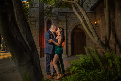 Jaime & Vanessa Engagement