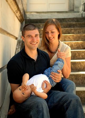 Jay, Elena & Lucas
