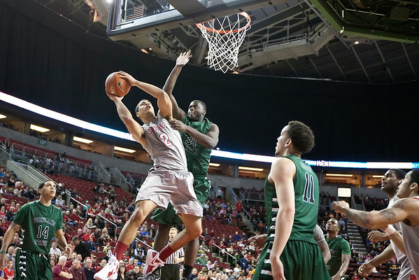 Mens Basketball March 10, 2012