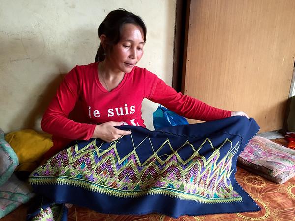 Tai Lu Village, Laos