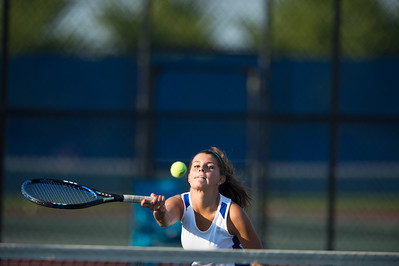 08-30-12 Sandburg vs Andrew Girls Tennis