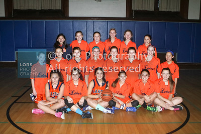 2014-1-17 Briarcliff MS Girls Basketball
