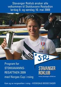 2009 - Stokkavannsregattaen med norges cup