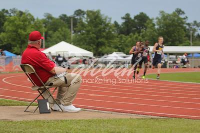 Men's 800m -Trials