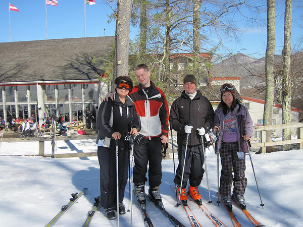 2011 Skiing @ Sugar Mountain