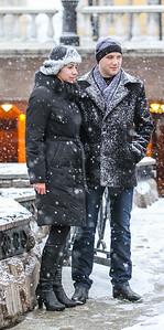 Moscow/Saint Petersburg Winter 2012