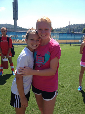 June 27-30 - Hailey Soccer Camp