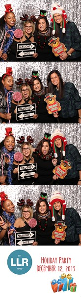 LLR Partners' 2019 Holiday Party