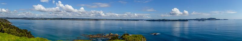 Bay of Islands - Panorama 1