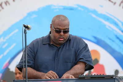 2015 Southern Maryland Wine, Jazz, R&B and Funk Festival - Alan King