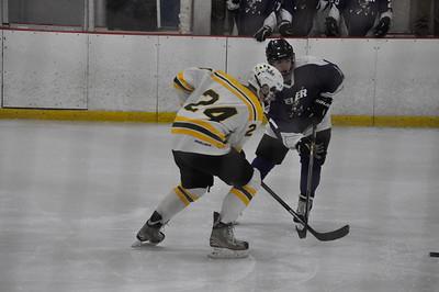 2017-2018 JV Hockey vs. Sycamore (01/27/2018)