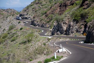 Baja Road Images