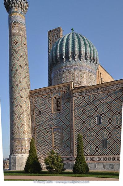 detail Sher-Dor Madrasah