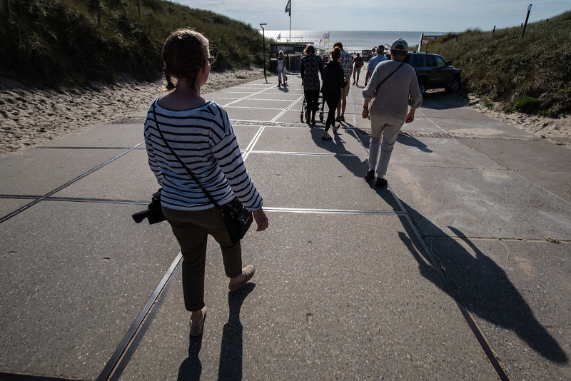 Day 15 - Castricum aan zee with Osma & Rob, July 18th