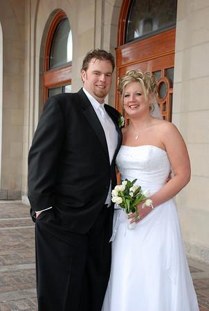 Carissa & Drew, April 21, 2007