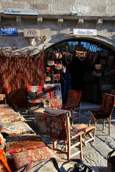 Uçhisar - Cappadocia, Turkey