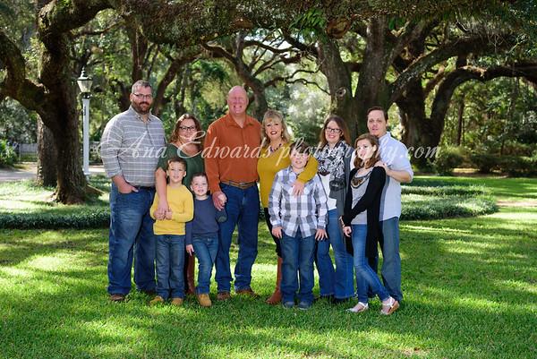 Karen's family  |  Eden Gardens State Park