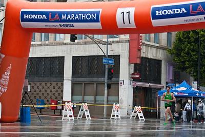 LA Marathon 2011