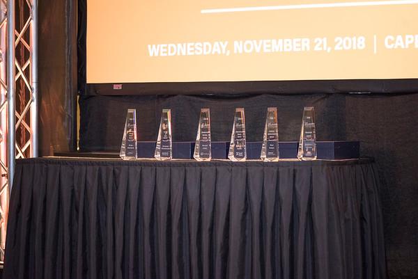2018 CBU Alumni Awards