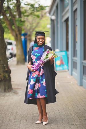 Juliana | Graduation - Royal Roads University - Victoria BC