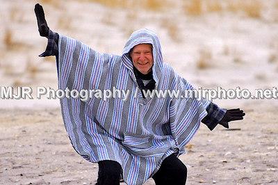 Surfing, Gilgo Beach, NY,  (3-25-07)
