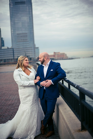 Aaron and Beth - Liberty House Restaurant
